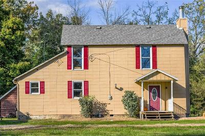 Delaware County Single Family Home For Sale: 11691 North Strong Road
