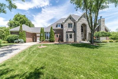 Delaware County Single Family Home For Sale: 13350 East County Road 500 N