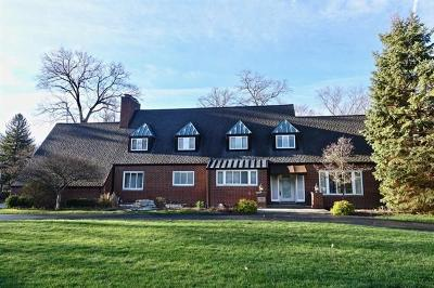 Delaware County Single Family Home For Sale: 2625 West South Parkway Drive
