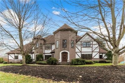 Indianapolis Single Family Home For Sale: 8113 Traders Hollow Lane