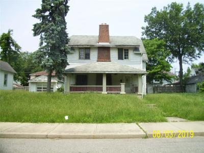 Madison County Single Family Home For Sale: 910 West 9th Street