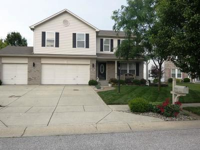Indianapolis Single Family Home For Auction: 7931 Arvada Place