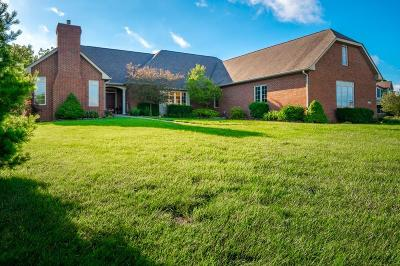 Henry County Single Family Home For Sale: 1130 Fox Hollow Road