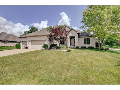 Indianapolis Single Family Home For Sale: 7323 Rooses Way