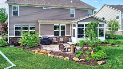 Zionsville Single Family Home For Sale: 7472 Independence Drive