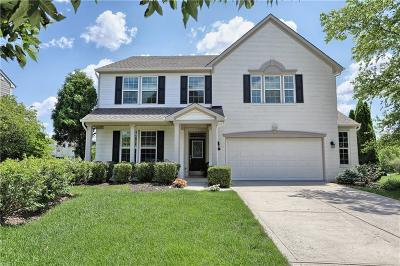 Fishers Single Family Home For Sale: 13641 Alvernon Pl