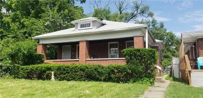 Indianapolis Multi Family Home For Sale: 235 North Oakland Avenue