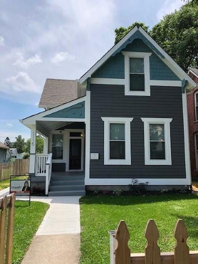 Indianapolis Single Family Home For Sale: 1115 Lexington Avenue