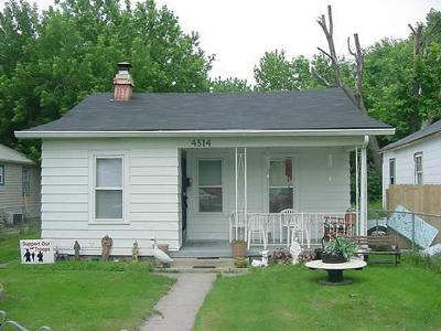 Indianapolis Single Family Home For Sale: 4514 East 17th Street
