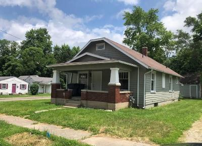 Madison County Single Family Home For Sale: 1102 Locust Street