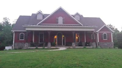 Putnam County Single Family Home For Sale: 7952 East County Road 850 S
