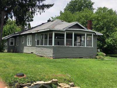 Anderson Single Family Home For Sale: 1605 Euclid Drive