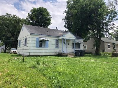 Anderson Single Family Home For Sale: 1608 Dewey Street