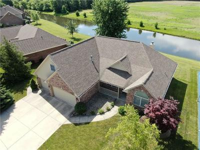 Hendricks County Single Family Home For Sale: 6297 Canak Drive