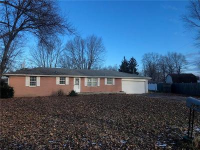 Delaware County Single Family Home For Sale: 3404 West Fleetwood Drive