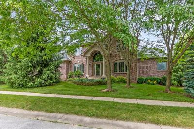 Indianapolis Single Family Home For Sale: 10940 Pine Meadow Circle