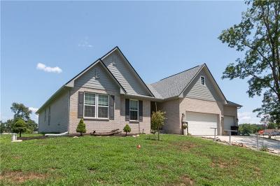 Avon Single Family Home For Sale: 4782 Valley Vista Drive