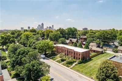 Indianapolis Condo/Townhouse For Sale: 1546 North College Avenue