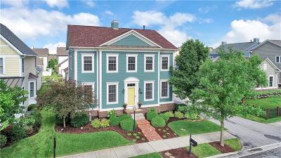 Carmel Single Family Home For Sale: 12648 Troupe Street