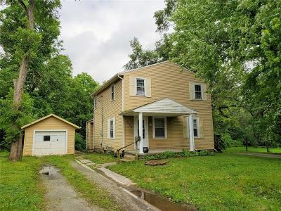 Madison County Single Family Home For Sale: 2124 Hill Street