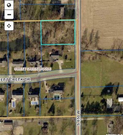 Hancock County Residential Lots & Land For Sale: 6508 West Sweet Creek Drive
