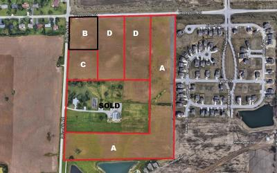 Indianapolis Commercial Lots & Land For Sale: 5151 South Franklin Road #B