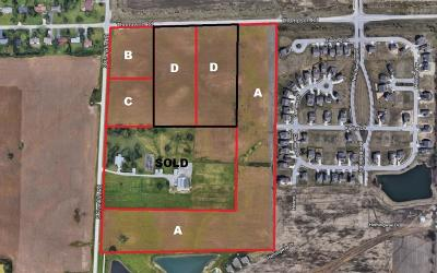 Indianapolis Commercial Lots & Land For Sale: 5151 South Franklin Road #D