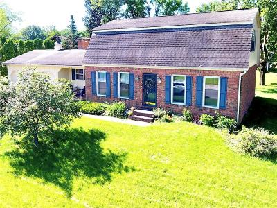 Columbus Single Family Home For Sale: 4071 Fairlawn Drive