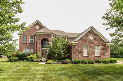 Zionsville Single Family Home For Sale: 11721 Bennettwood Place