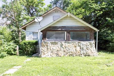Indianapolis Single Family Home For Sale: 3410 East 9th Street