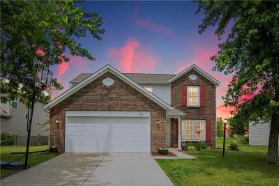 Hendricks County Single Family Home For Sale: 1682 Cold Spring Drive