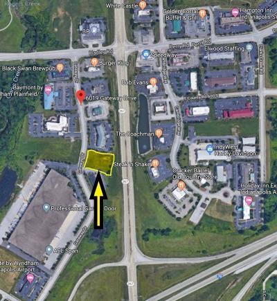 Plainfield Commercial For Sale: 6019 Gateway Drive