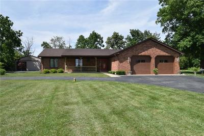 Plainfield Single Family Home For Sale: 2250 East Stafford Road