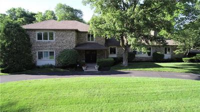 Indianapolis Single Family Home For Sale: 420 Round Hill Road