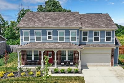 McCordsville Single Family Home For Sale: 6496 West Treeline Lane
