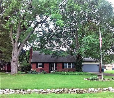 Indianapolis Single Family Home For Sale: 5220 Southdale Drive