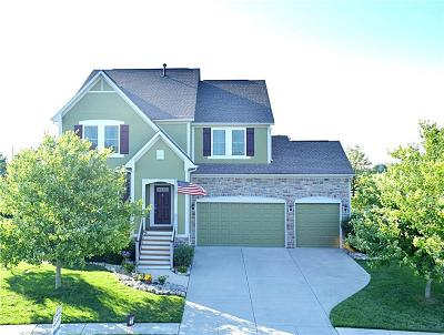 Camby Single Family Home For Sale: 13985 North Honey Creek Drive