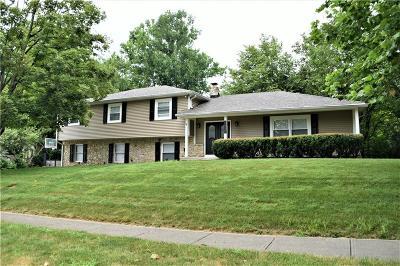 Carmel Single Family Home For Sale: 12424 Windsor Drive
