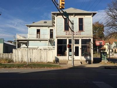 Indianapolis Commercial For Sale: 1640 Prospect Street