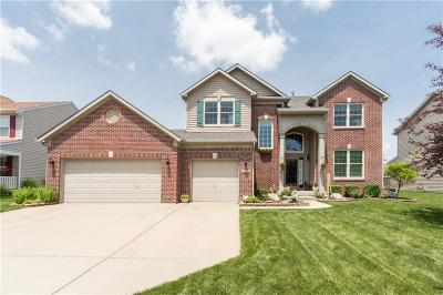 Noblesville Single Family Home For Sale: 6006 Dado Drive