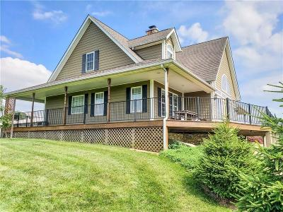 Franklin County Single Family Home For Sale: 9157 Oxford Pike
