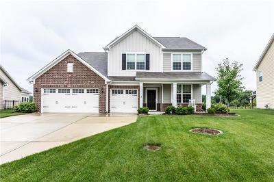 Noblesville Single Family Home For Sale: 16178 Sundew Drive