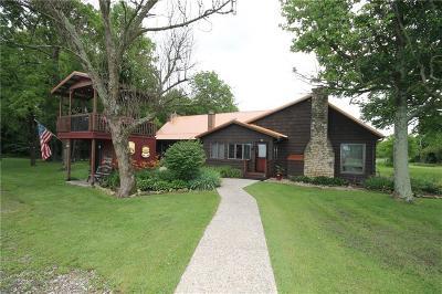 North Vernon Single Family Home For Sale: 2685 North Cr 175 E