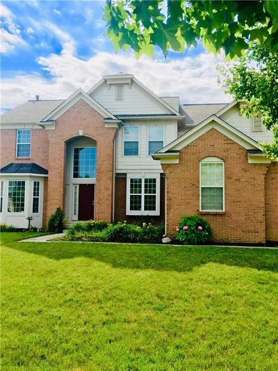 Noblesville Single Family Home For Sale: 18927 Mill Grove Drive