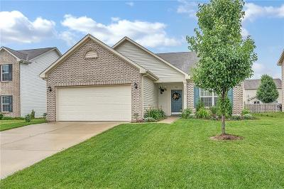 Noblesville Single Family Home For Sale: 15218 Silver Charm Drive