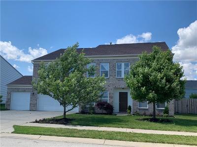 Westfield Single Family Home For Sale: 16226 Milhousen Trail