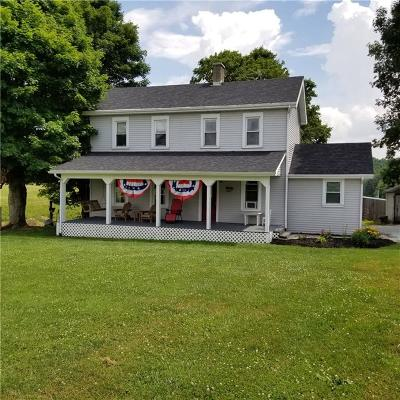 Greensburg  Single Family Home For Sale: 7473 East County Road 200 N