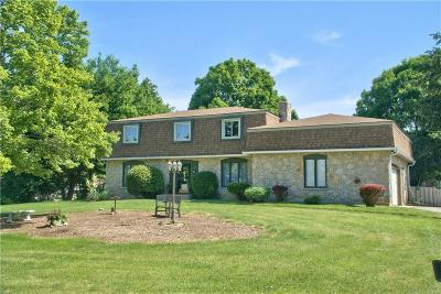 Noblesville Single Family Home For Sale: 1995 North Harbour Drive