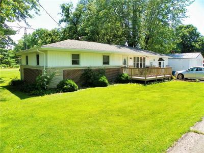 Bainbridge Single Family Home For Sale: 410 East Indiana Street