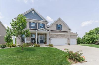 Brownsburg Single Family Home For Sale: 8378 Dumfries Drive